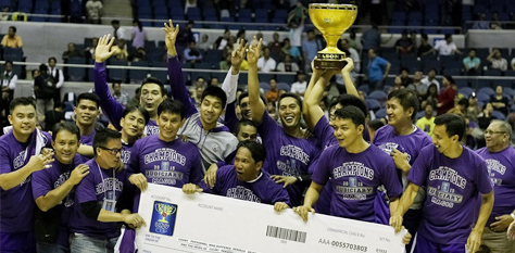 UNTV Cup 3 Gives Away More than P4 Million to Charity
