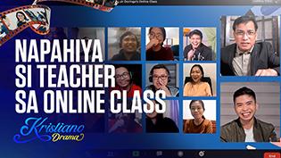 Napahiya Si Teacher Sa Online Class
